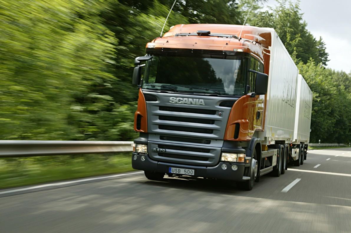 uk trucker
